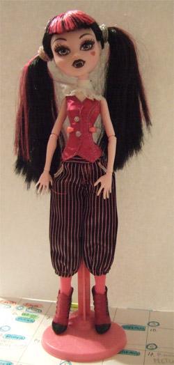 Mattelin Monster High - Sivu 2 Poi