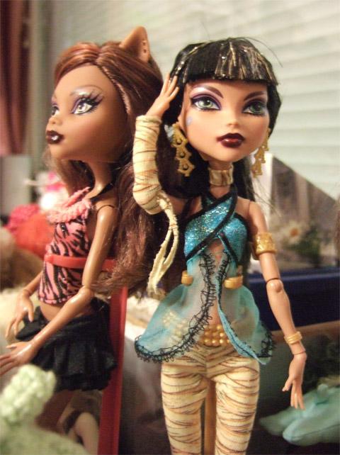 Mattelin Monster High - Sivu 2 Poiuy
