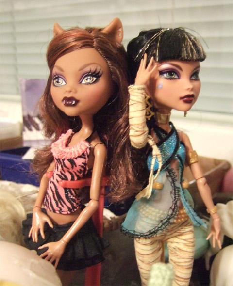 Mattelin Monster High - Sivu 2 Poo