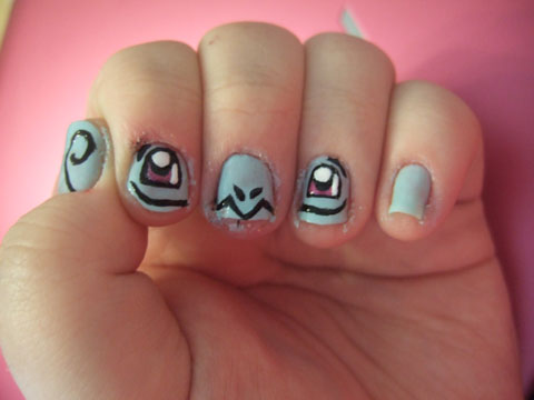 Nails Pokemon And Such Hunajasienis Blog Hunajasienen Blogi
